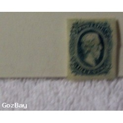 Confederate 10 Cents # 11 Stamp