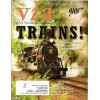 VIA Magazine TRAINS AAA Triple A Liberace Quincy, Calif Utah Island Treasure