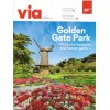 VIA Triple AAA Magazine Palm Springs GOLDEN GATE PARK San Francisco