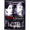 High Crimes DVD 2005 - Brand New